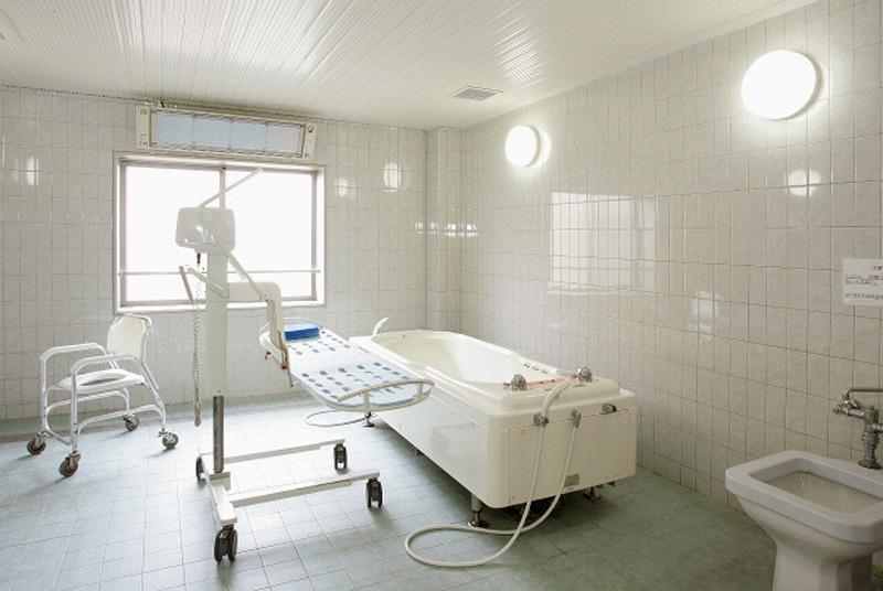 老人ホーム特殊浴