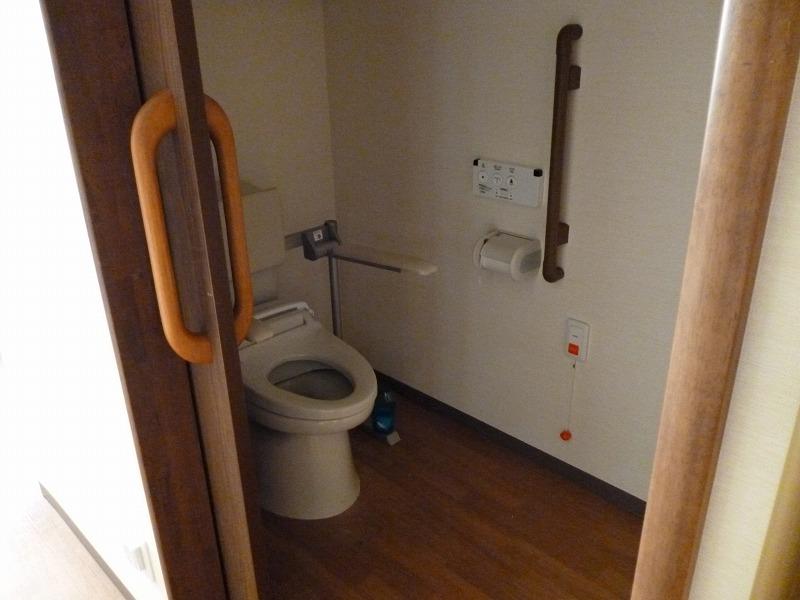 サ高住居室トイレ