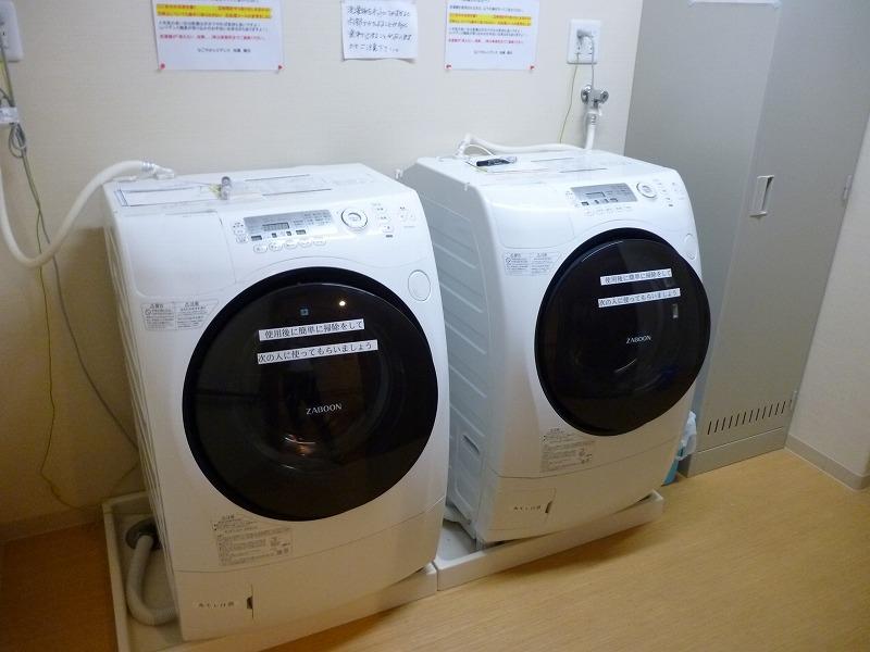 サ高住洗濯機