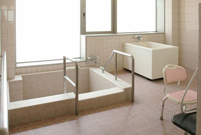 老人ホーム一般浴