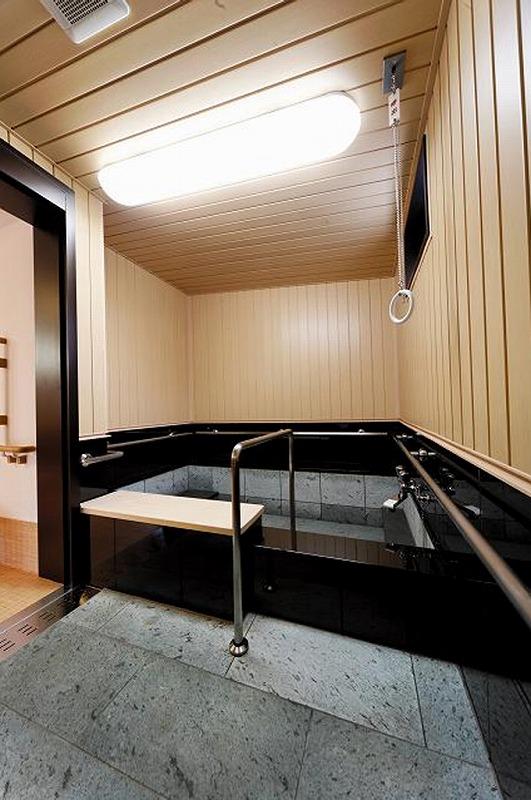老人ホーム入浴