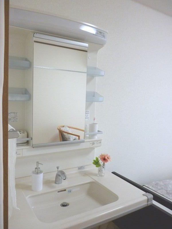 老人ホーム手洗い場居室