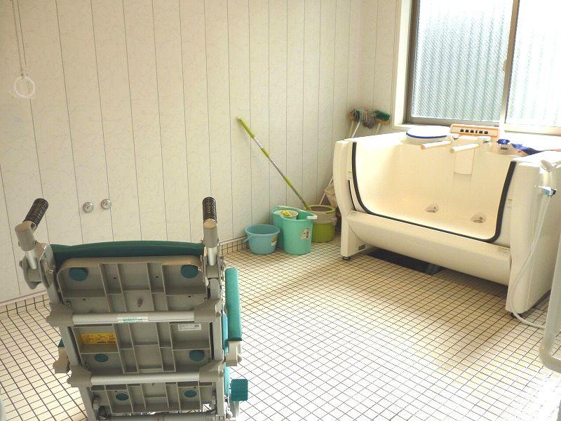 老人ホーム入浴機械