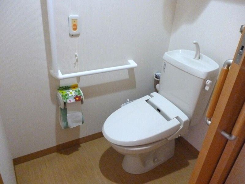 老人ホームトイレ居室