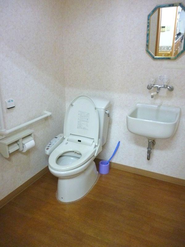 グループホームトイレ共有